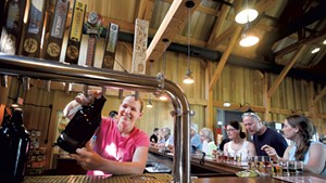 Woodchuck Cidery in Middlebury