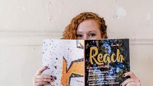 Sara Clark, cofounder of Reach magazine