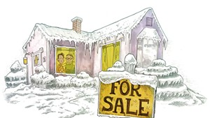 Selling or Buying a Home in Winter? Realtors Have Advice