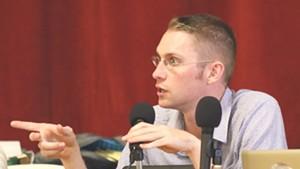 Councilor Max Tracy (P-Ward 2)