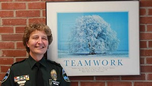 Former UVM police chief Lianne Tuomey