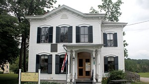 Orwell Historical Society Museum