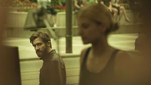 Jake Gyllenhaal stalks the other Jake Gyllenhaal's love interest.