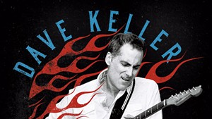Dave Keller, Live at the Killer Guitar Thriller.