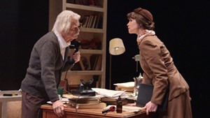 "Video: Vermont Stage Presents ""Relativity"""