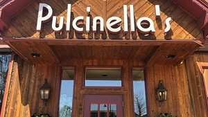 Pulcinella's restaurant at 100 Dorset Street in South Burlington
