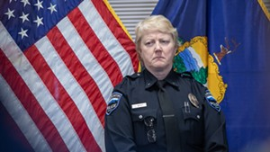 Deputy Chief Jan Wright