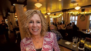 Carol Paquette, owner of Sarducci's