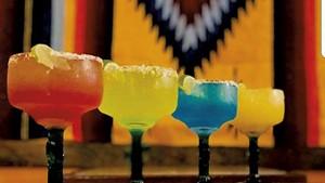 Margaritas at La Casa Loco Bar & Grill