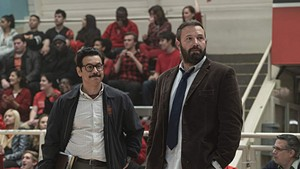 BASKET CASE Affleck's performance as a hard-drinking high school coach didn't help his stalled career rebound.