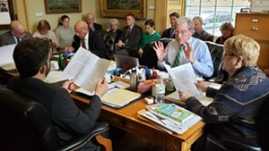 The Senate Finance Committee