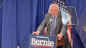 Sen. Bernie Sanders (I-Vt.) on Friday