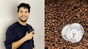 Daniel Gutierrez, Iluminar Coffee beans