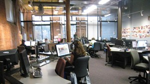 Champlain's Emergent Media Center Acquires +20 Dexterity, +20 Creativity in Game of Life