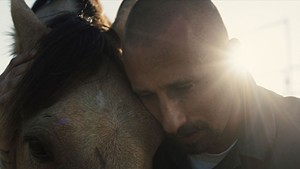 WILD HORSES: Schoenaerts plays a convict who fi nds hope in an unlikely place in Clermont-Tonnerre's directorial debut.
