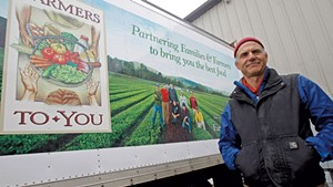 Farmers To You founder Greg Georgaklis