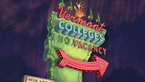 Shuttered by the Virus, Vermont's Colleges Face Enrollment Challenges