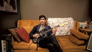 Harrison Hsiang of the Couchsleepers