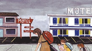 Vermont Pondering How to Move Homeless Out of Motels