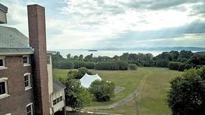 Former Burlington College property