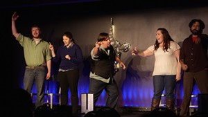 Vermont Comedy Club [SIV424]