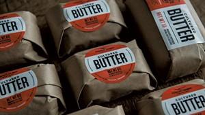 Ploughgate Creamery butter