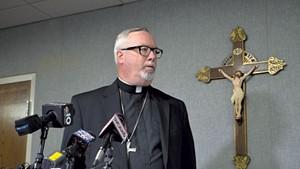 Bishop Christopher Coyne.