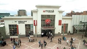 Burlington Town Center shopping mall