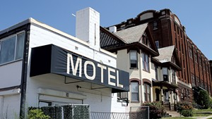Midtown Motel on Burlington's Main Street