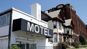 Midtown Motel on Burlington's Main Street