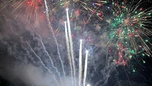 A 2019 Green Mountain Fireworks show