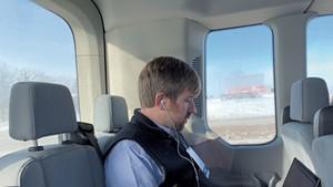 Paul Heintz in Iowa covering Bernie