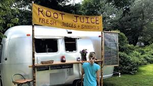 Root Juice in East Warren