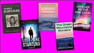 Page 32: Short Takes on Five New Books by Vermont Authors