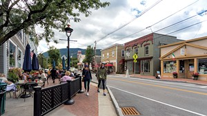 Main Street in Manchester