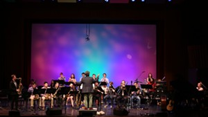 Coast Jazz Orchestra