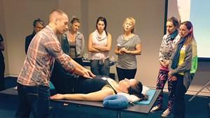 Nutritional Therapist Training Begins in Burlington