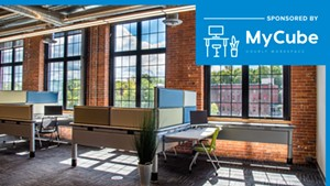 Tired of Working From Home? Rent a Private Work Space at My Cube in Winooski