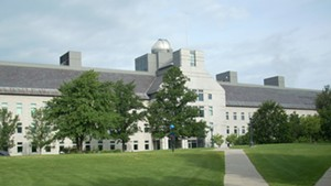 McCardell Bicentennial Hall at Middlebury