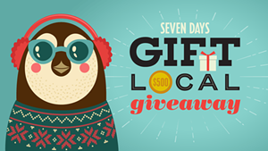 Contest: Win $500 to Shop Locally for the Holidays