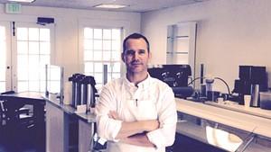 Brent Gosselin of Norwich Squares Café