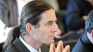 Sen. David Zuckerman (P/D-Chitttenden), a Democratic candidate for lieutenant governor.