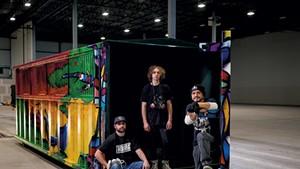 Anthill Collective: Brian Clark, Harrison Holmes, Scottie Raymond