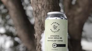 Carrier Roasting's Ethiopia Nano Genji #9 Snapchilled™ Coffee