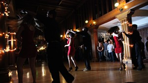 Dance On: Burlington Debuts a Salsa Congress