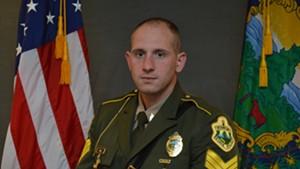 Sgt. Lucas Hall