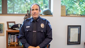 Former chief Brandon del Pozo