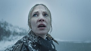 COLD COMFORT Gammel plays a woman who must beat the clock to save her sister, trapped underwater, in Hedén's Scandinavian survival thriller.