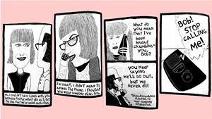 In a New Graphic Novella, dug Nap Examines Friendship