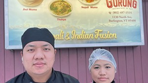 Daddy Gurung and Sita Monger of Gurung Restaurant & Bar
